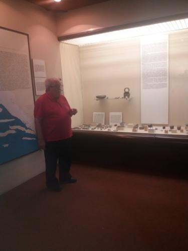 Posjet Arheološkoj zbirci samostana u Sinju