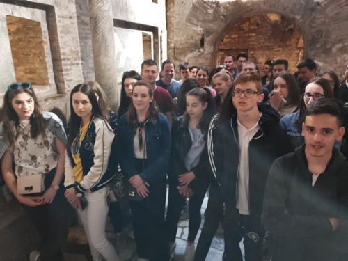 Izvaučionična nastava u Italiji